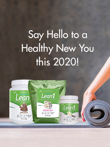 Say Hello to a Healthy New You this 2020