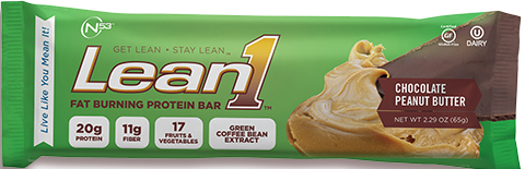 Lean1 Bar Chocolate Peanut Butter