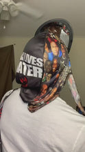 Load and play video in Gallery viewer, Black Lives Matter Silky Durag