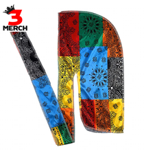 Load image into Gallery viewer, Multi Color Bandana Designer Durag - 3kingsmerch