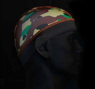 Green/Brown camo wave cap - 3kingsmerch