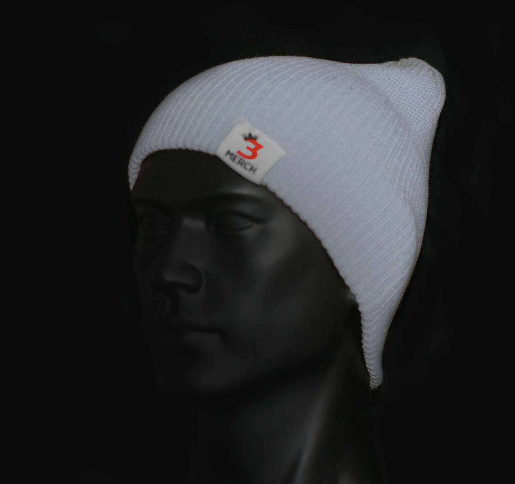 3Kings Gray Fisherman Beanie