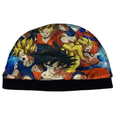 Load image into Gallery viewer, DBZ Inspired Anime Split Wave Cap - 3kingsmerch