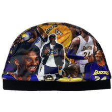 Load image into Gallery viewer, KOBE inspired wave cap - 3kingsmerch