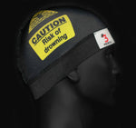 Caution Risk of Drowning Wave Cap /w Wave