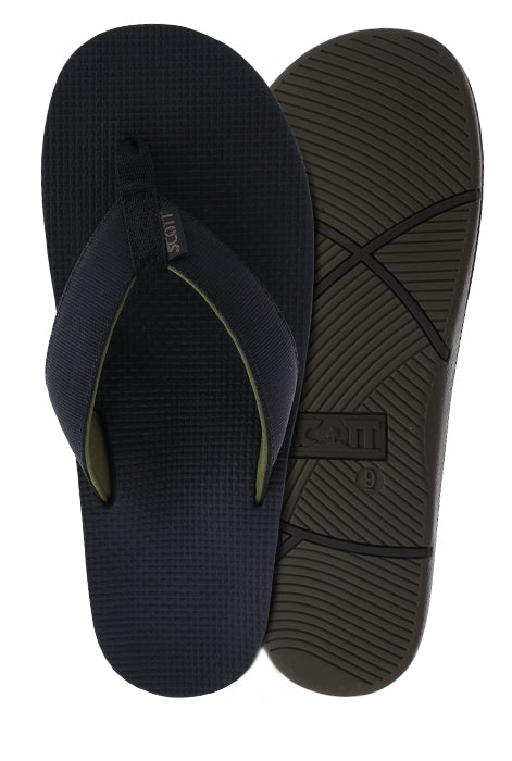 Scott Hawaii Sandals with Neoprene Lining
