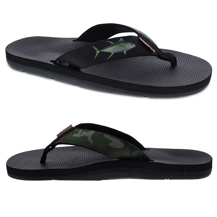 Mens molded sole slipper with arch and heel cup