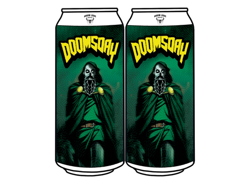 DOOMSDAY IMPERIAL STOUT(2 PACK)