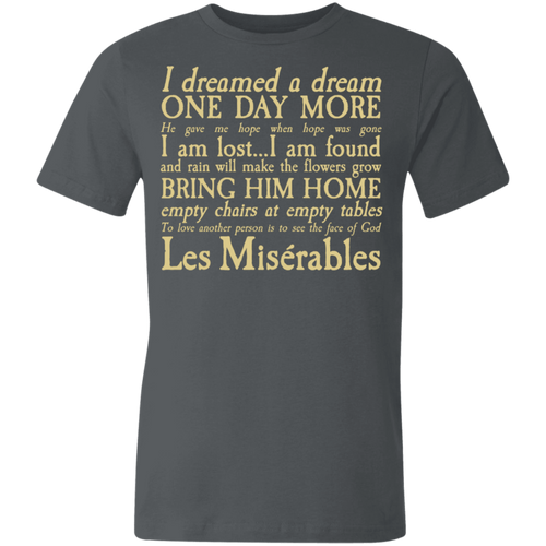 My Thoughts Have Been Replaced By Showtunes Lyrics Ladies T Shirt