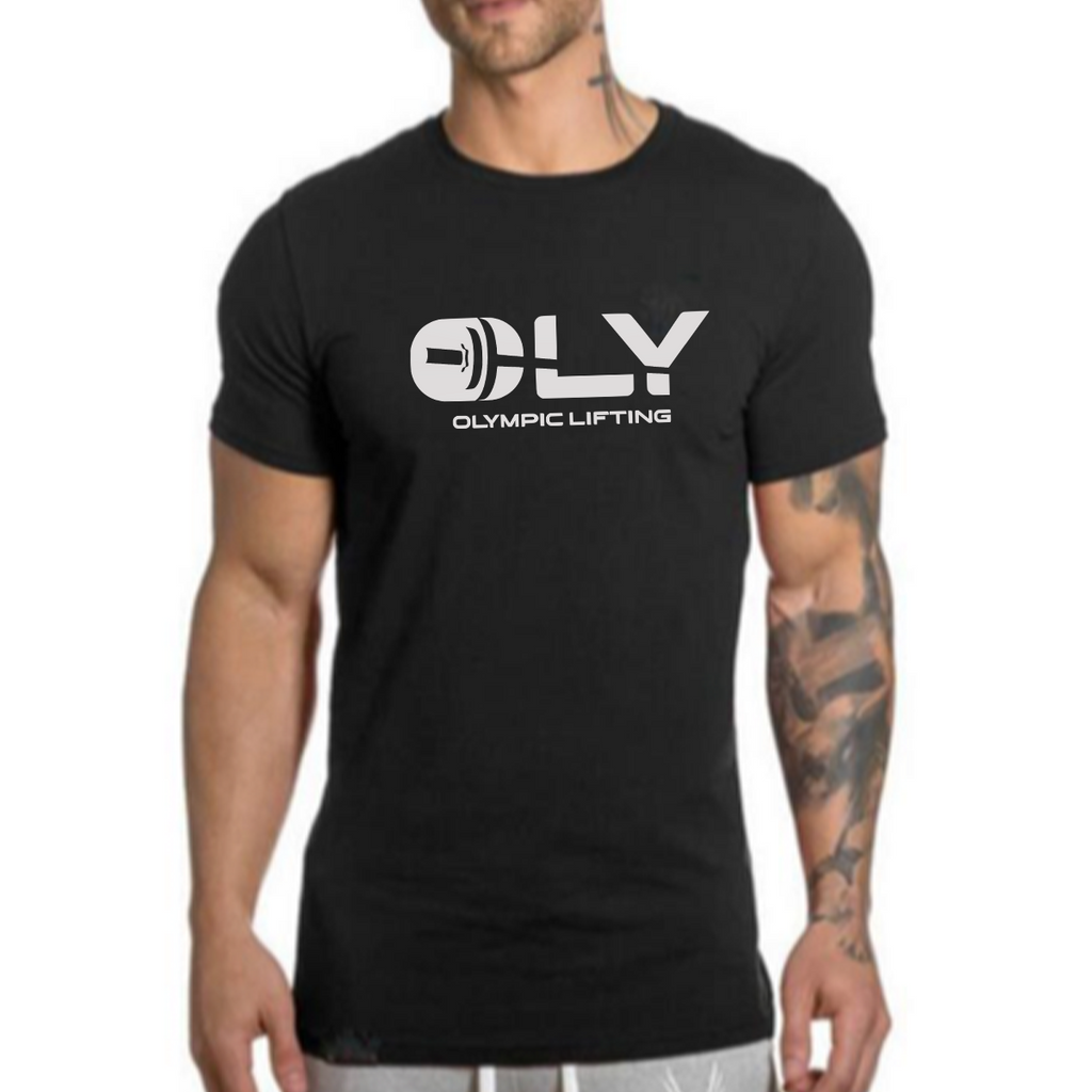 Olympic Lifting Gym T-Shirt- OLY