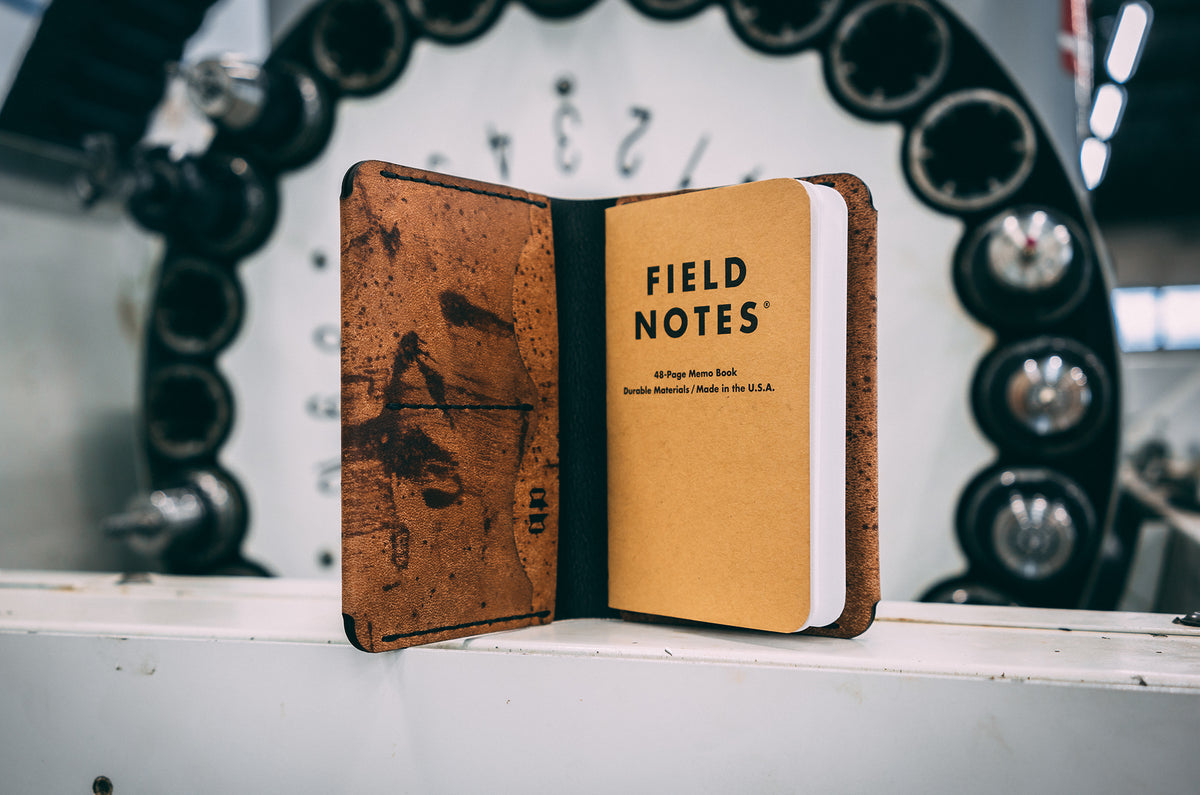 ANDERS PASSPORT WALLET