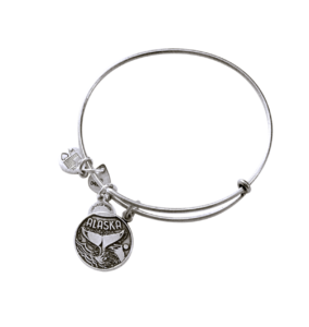 Alex and Ani Alaska Bangle