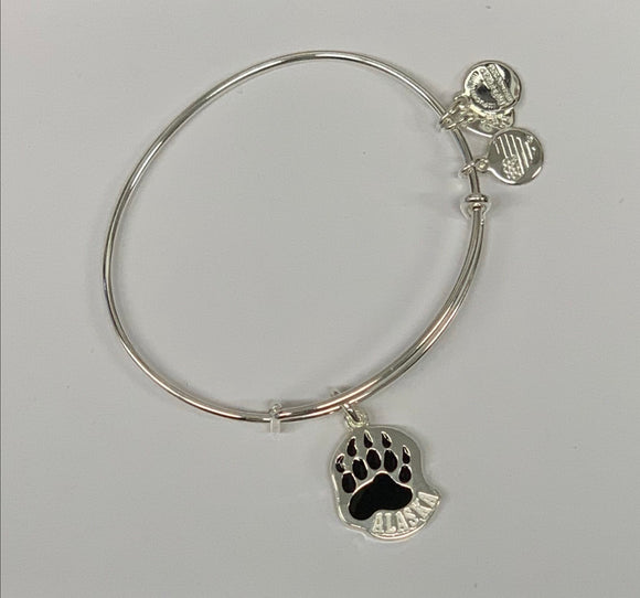 ALEX AND ANI Alaska New 2019 Edition Bear Claw Bangle