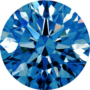 Loose Blue Diamond