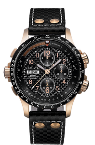 Khaki Aviation X-Wind Auto Chrono