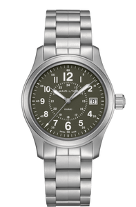 Khaki Field Quartz 38MM