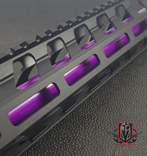 Titan Custom Outer Barrel - Purple
