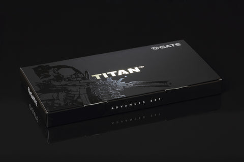 Titan V2 Advanced set (Rear wired)