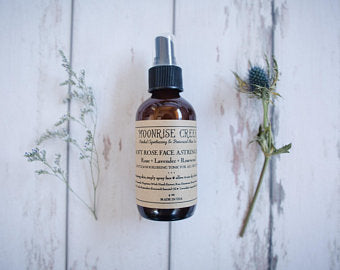 Moonrise Creek Rose Face Astringent