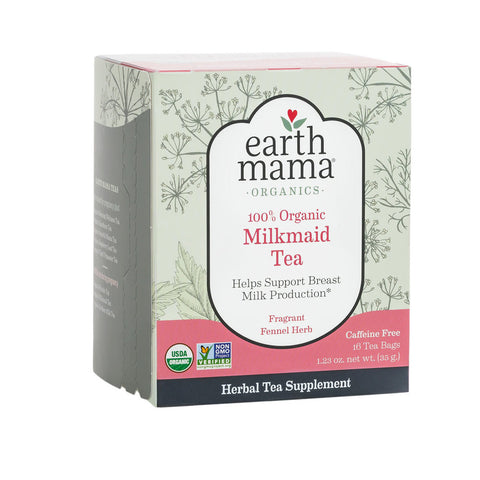 Organic Milk Maid Tea