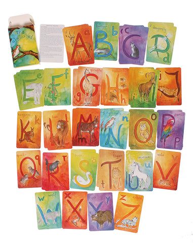 Grimm's Alphabet Card Game