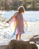 Lavender Rainbow Fairy Dress -