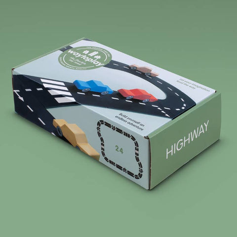 Way To Play Highway Set