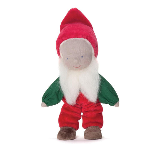 Red Gnome Doll