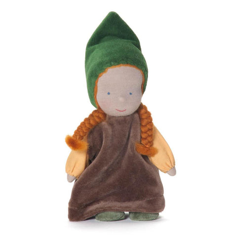 Woodland Lady Gnome Doll