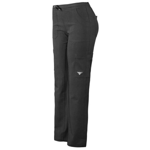 Material Girl Pant in Charcoal