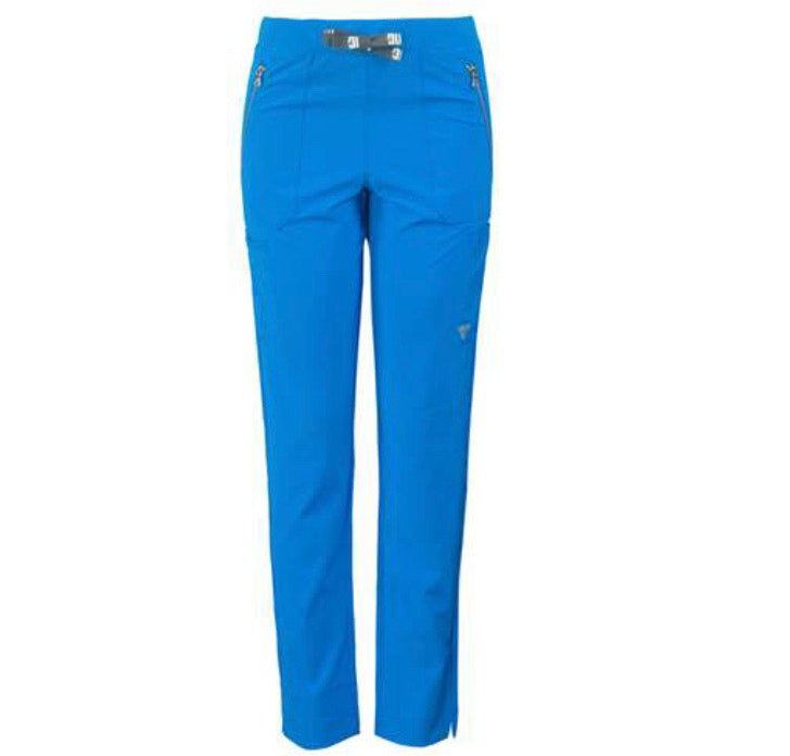 Material Girl Pant in Aster Blue
