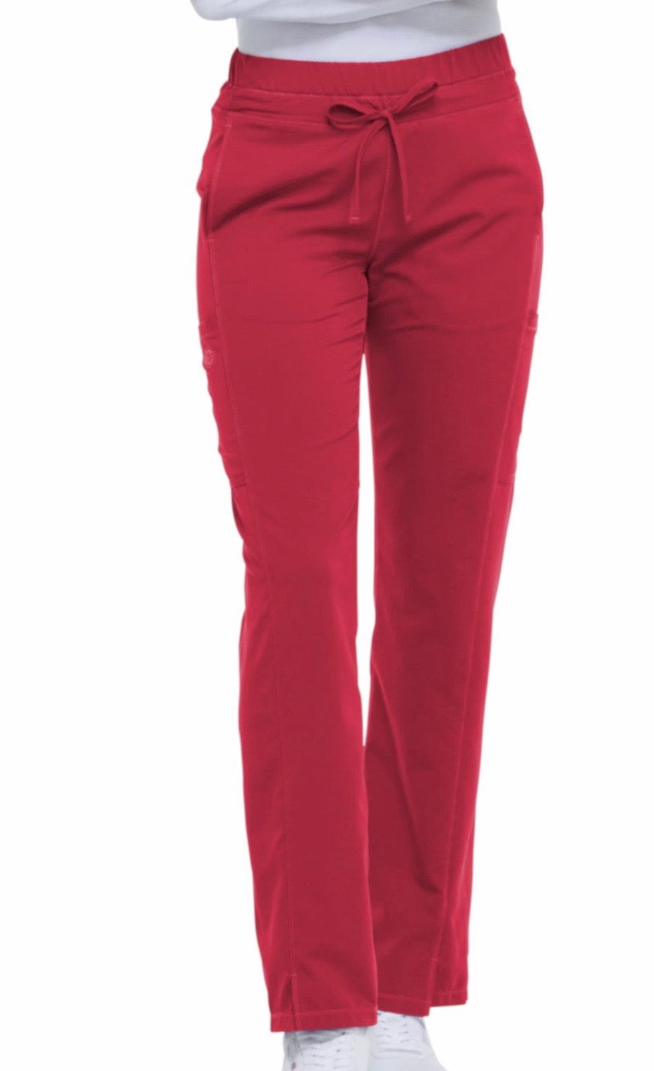 Dickies Dynamix Pant in Red