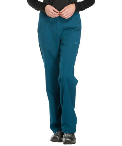 Dickies Dynamix Straight Leg Pant in Caribbean Blue