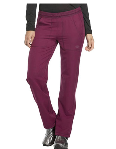 Dickies Dynamix Straight Leg Pant Wine