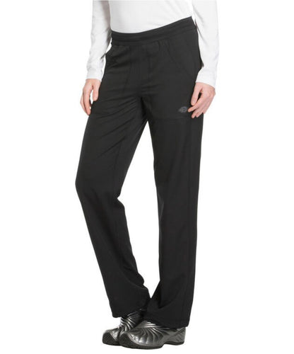 Dickies Dynamix Straight Leg Pant in Black