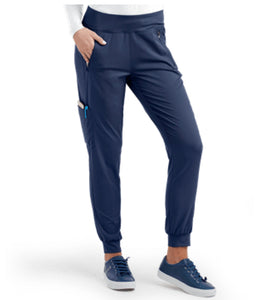 Purple Label Joggers in Navy