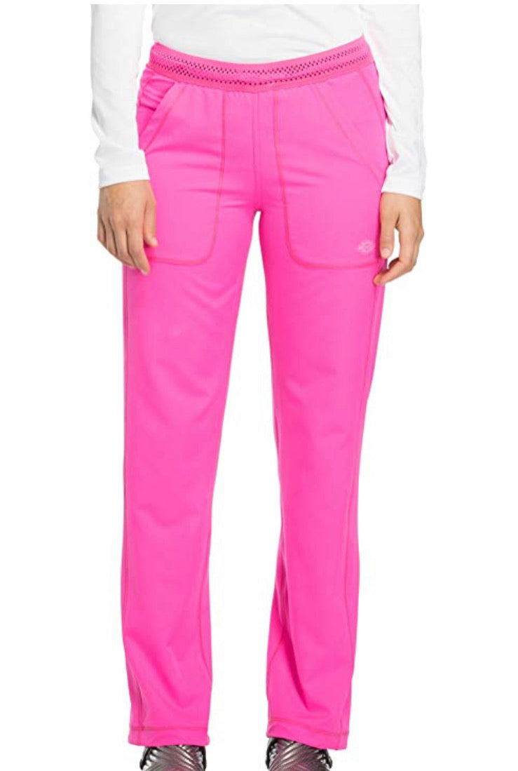 Dickies Dynamix Pant in Hot Pink