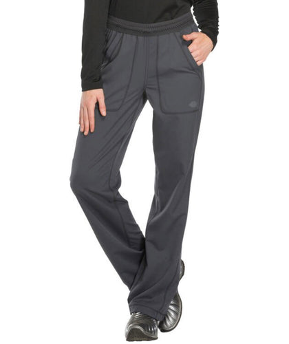 Dickies Dynamix Straight Leg Pant in Pewter