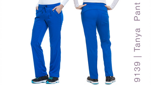 Purple Lable Tanya Pant in Royal