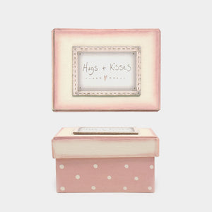 Cute pink gift box - 3 variants
