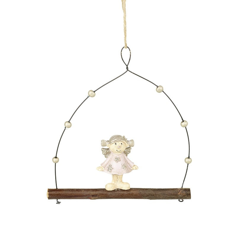 Hanging Angel on Twig