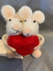 Pair of Love me Mice