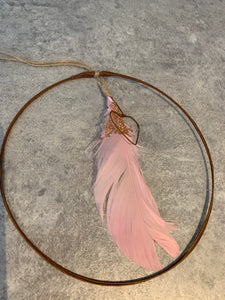 Feather Hanging Decoration