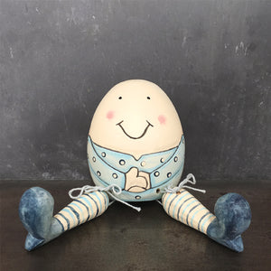 Ceramic Humpty Dumpty - 2 variants