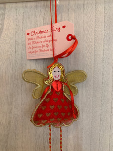 Christmas Fair trade Fairy