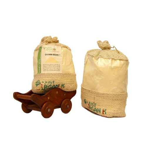 Just Organik Organic Chana Besan 500gm