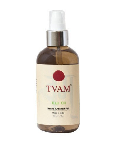 Tvam Naturals Henna Hair Growth Hair Oil 200ml