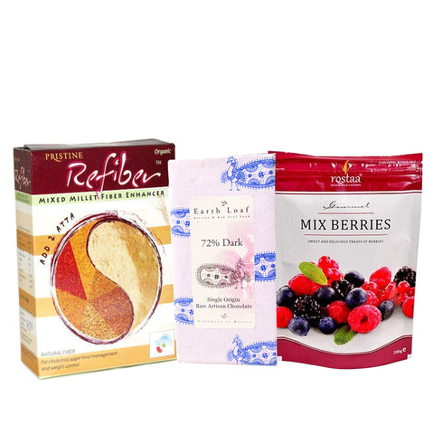 NJoy Organic Munchies Mix