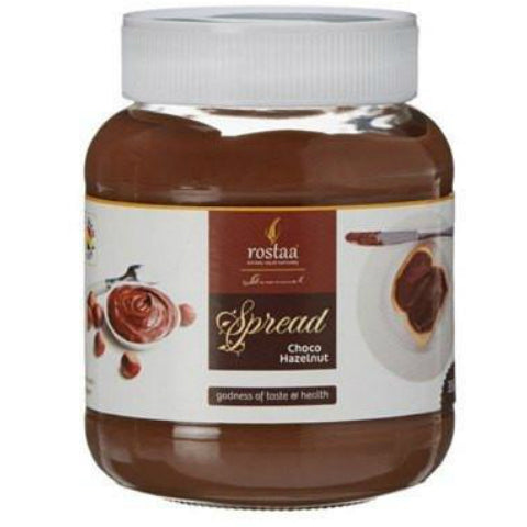 Rostaa Chocolate Hazelnut Spread 350gm
