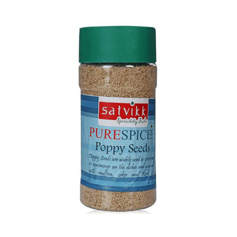 Satvikk Poppy Seeds 75gm